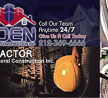 General Contractor in New York City by contractorinny