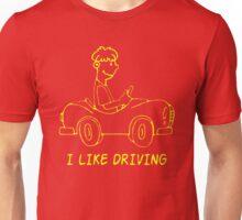 I Like Driving Unisex T-Shirt