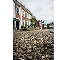 Cathedral Close, Exeter Photographic Print
