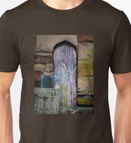 Doors of the World Series #8 Unisex T-Shirt