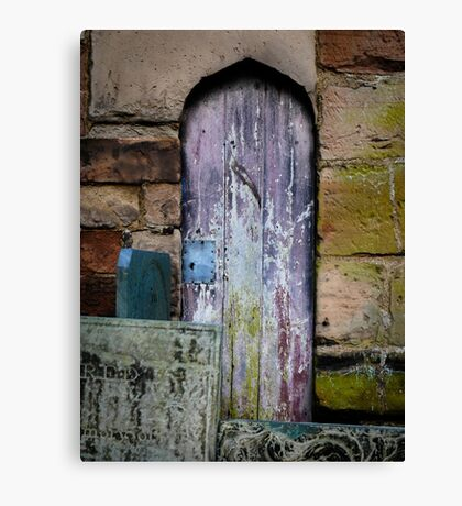 Doors of the World Series #8 Canvas Print