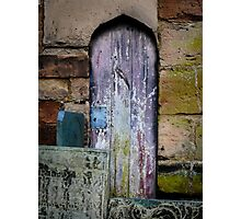Doors of the World Series #8 Photographic Print