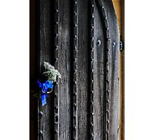 Doors of the World Series #9 Photographic Print