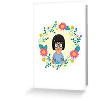 Flowers uhhhh Greeting Card