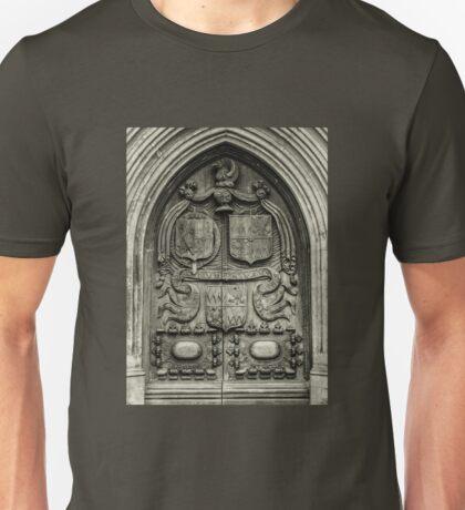 Doors of the World Series #10 Unisex T-Shirt