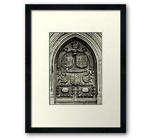 Doors of the World Series #10 Framed Print