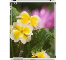Yellow Velvet iPad Case/Skin
