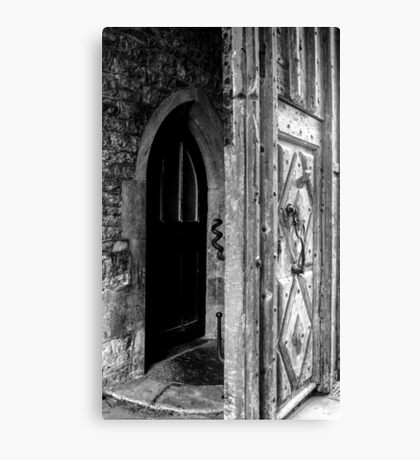 Doors of the World Series #11 Canvas Print