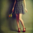 Red shoes #2 by fotowagner