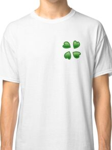 4chan Clover Logo Classic T-Shirt