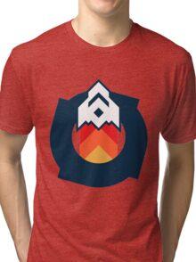 Gravity Logo Tri-blend T-Shirt