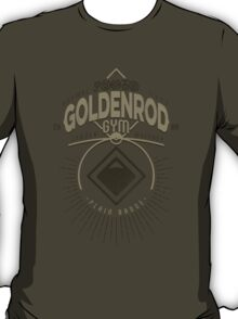 Goldenrod Gym T-Shirt