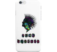 Punk Forever iPhone Case/Skin