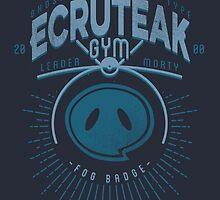 Ecruteak Gym by Azafran