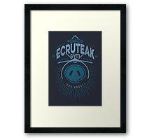 Ecruteak Gym Framed Print