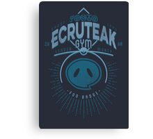 Ecruteak Gym Canvas Print