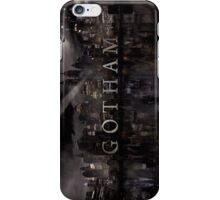 Gotham(TV Show) iPhone Case/Skin
