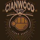 Cianwood Gym by Azafran