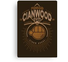 Cianwood Gym Canvas Print