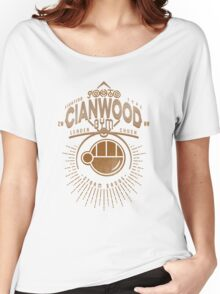 Cianwood Gym Women's Relaxed Fit T-Shirt