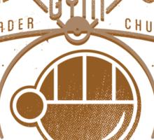 Cianwood Gym Sticker
