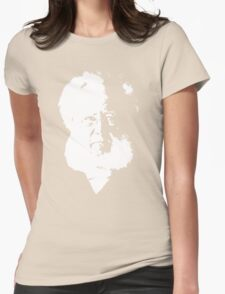 Ibsen Cut Out Womens Fitted T-Shirt