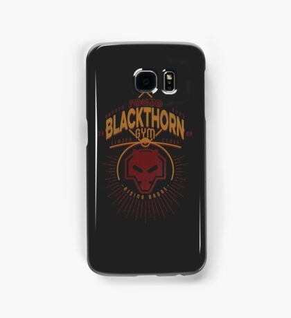 Blackthorn Gym Samsung Galaxy Case/Skin