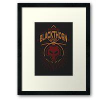 Blackthorn Gym Framed Print