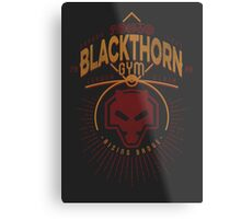 Blackthorn Gym Metal Print