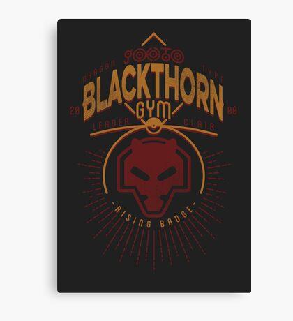 Blackthorn Gym Canvas Print