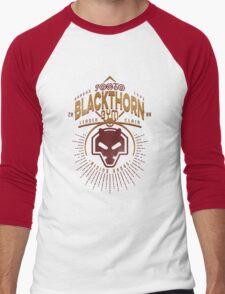 Blackthorn Gym Men's Baseball ¾ T-Shirt