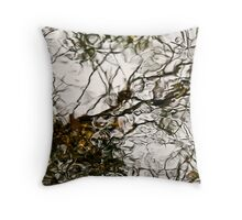 The in between places Throw Pillow