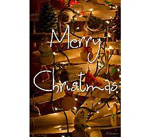 Christmas Card #1 Photographic Print