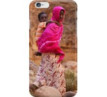 Mother & Son iPhone Case/Skin