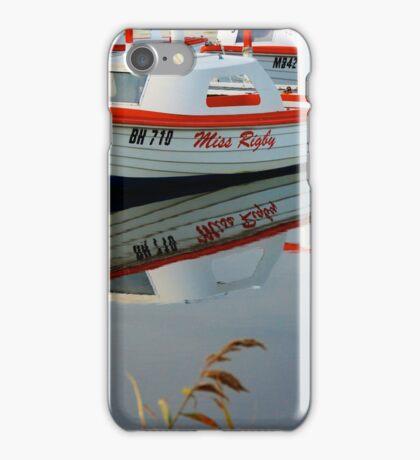 Miss Rigby iPhone Case/Skin