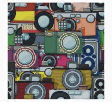 Vintage camera by Richard Laschon