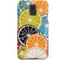 Citrus pattern Samsung Galaxy Case/Skin