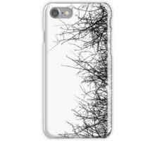 Dry bush iPhone Case/Skin