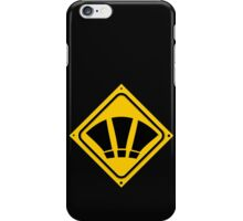 EXCLAMATION signs? iPhone Case/Skin