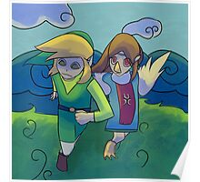 wind waker 4 2 refined... Poster