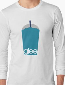 Glee Frozen Drink Slurpee Long Sleeve T-Shirt