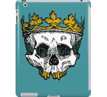 LIFE...that short interlude just before you DIE! iPad Case/Skin