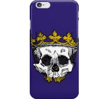 LIFE...that short interlude just before you DIE! iPhone Case/Skin
