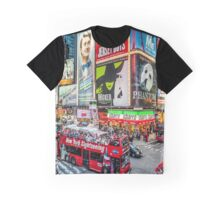 Times Square II Graphic T-Shirt