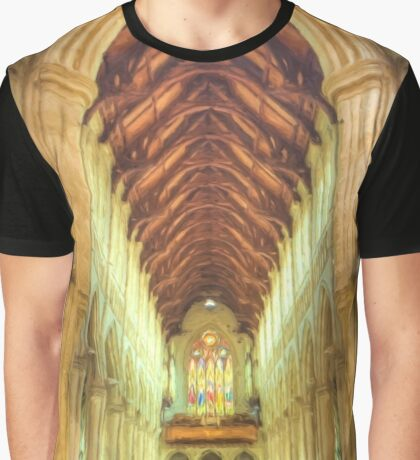 Sacred Heart (VG) Graphic T-Shirt