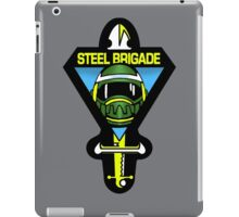 Steel Brigade iPad Case/Skin
