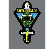 Steel Brigade Photographic Print