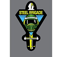 Steel Brigade Photographic Print