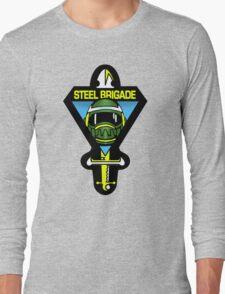 Steel Brigade Long Sleeve T-Shirt