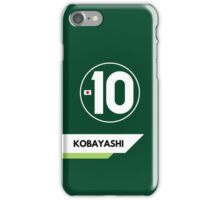 F1 2014 - #10 Kobayashi iPhone Case/Skin